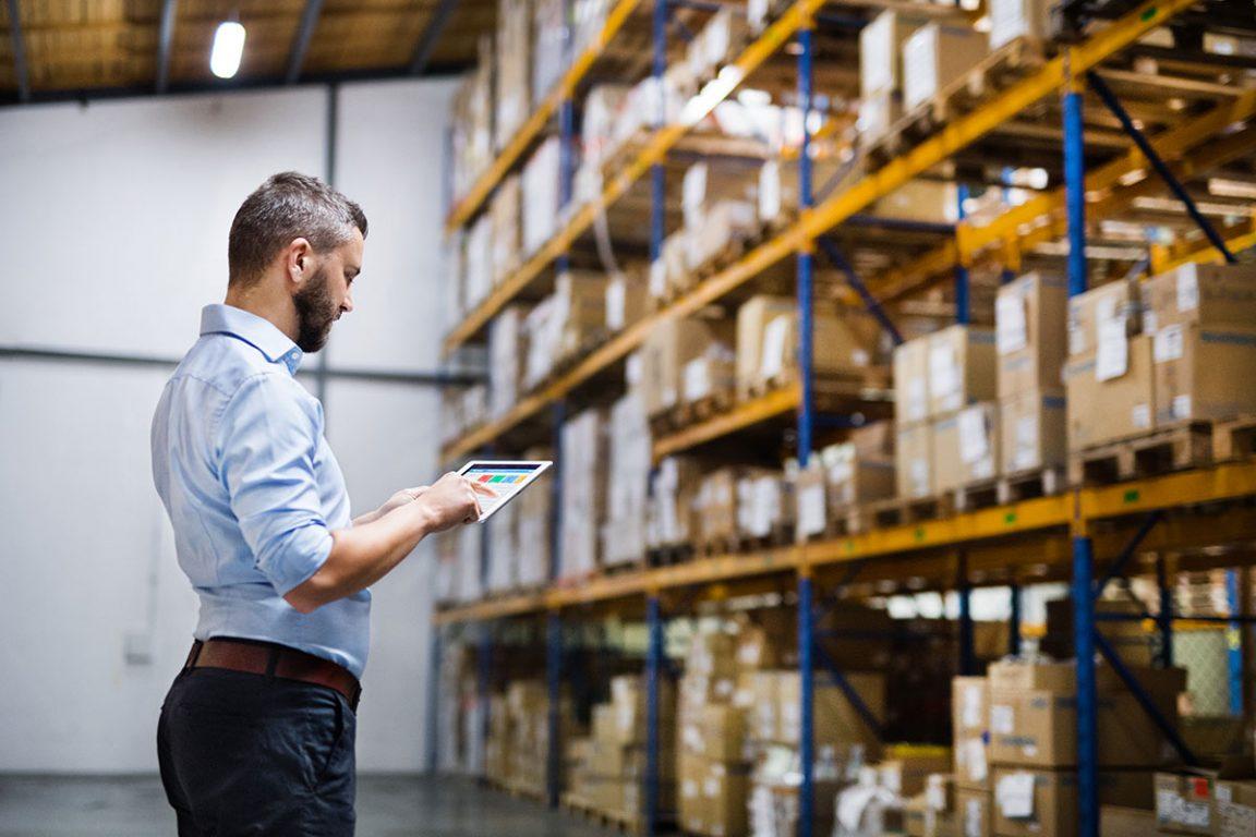 Etiquettes adhésives pour industrie logistique - ER LABEL