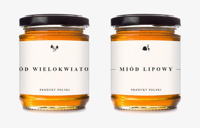 Agro-alimentaire : pots de miel - ER LABEL